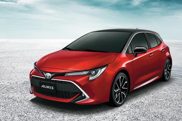 Toyota 在台灣終於推全速域定速!Auris 成首款搭載新車