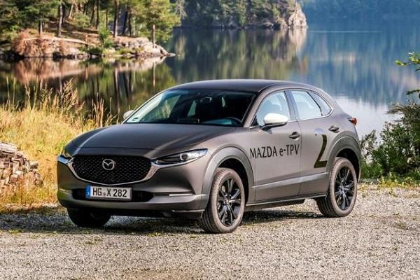 秘密即將公開!Mazda 首款電動新車傳東京車展現身