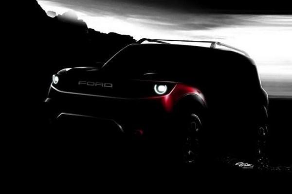 Ford 越野版 Kuga 無偽裝曝光,預計明年正式發表!