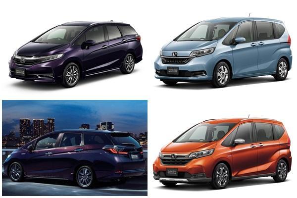 鎖定家用 MPV、旅行車 Honda2款新車準備東京車展亮相