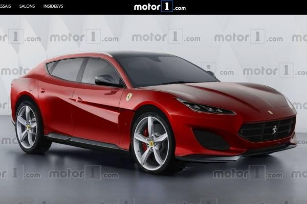 Ferrari首款SUV問世時間出爐!執行長堅持:別叫它休旅車