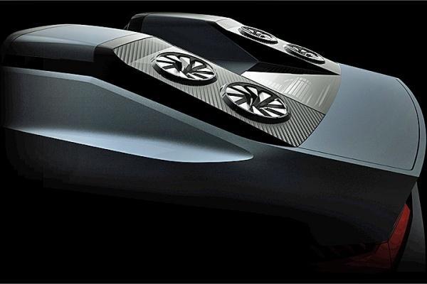 Mitsubishi 釋出預告圖,全新 PHEV 小型 SUV 東京車展亮相!
