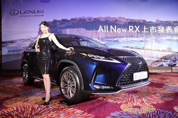 Lexus RX 小改款台灣上市!全車系售價正式公佈還有 6 座新車型