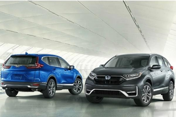 小改款還要再等等!Honda CR-V 新年式車款亮相
