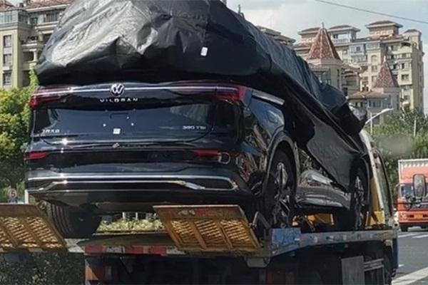 對手鎖定 Honda Odyssey VW 全新 MPV 實車現身