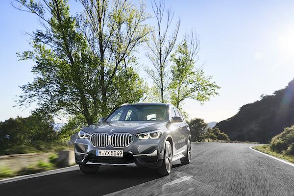 點名賓士 GLA 與 Lexus UX!總代理宣布 BMW X1 小改款台灣上市時間