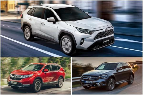 2019 全球 SUV 銷售排行榜出爐,日系休旅包辦 6 個席次!