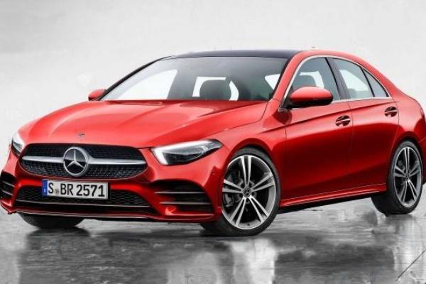 M.Benz 新一代 C-Class 測試影片曝光!有望明年底亮相(內有影片)