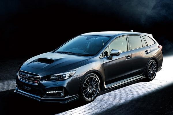 Subaru 新一代 Levorg 準量產版本 10 月問世!首支預告片出爐