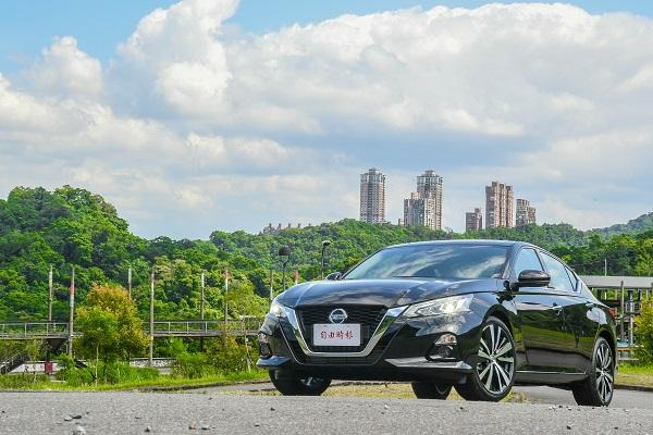 別急著搶駕駛、後座才是精華,新一代 Nissan Altima 試駕!