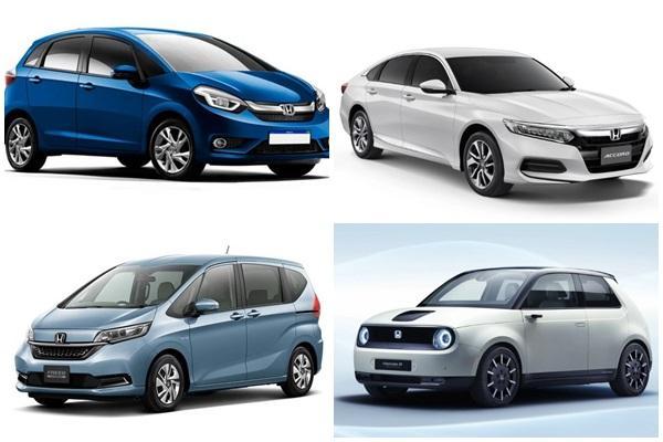 除了大改款 Fit,還有多款新車!Honda 秀出東京車展陣容
