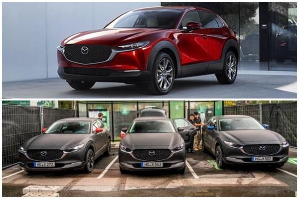 CX-30 與神秘車打頭陣,Mazda 公布東京車展名單!