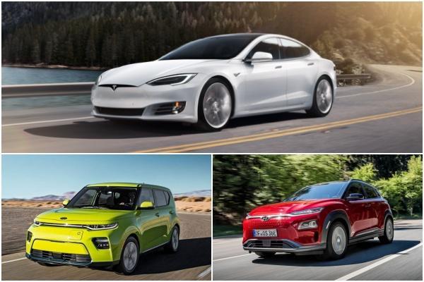 揭曉續航力最強 8 款電動車,榜單前段班都來自同一品牌!