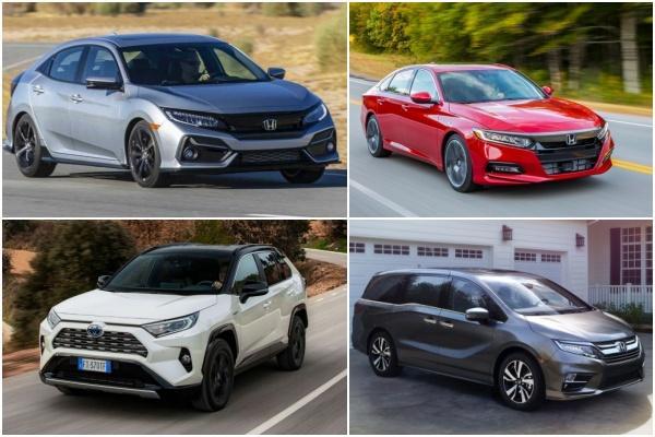 美汽車估值機構推「新車購買指南」,熱門級距推薦車款名單出爐!