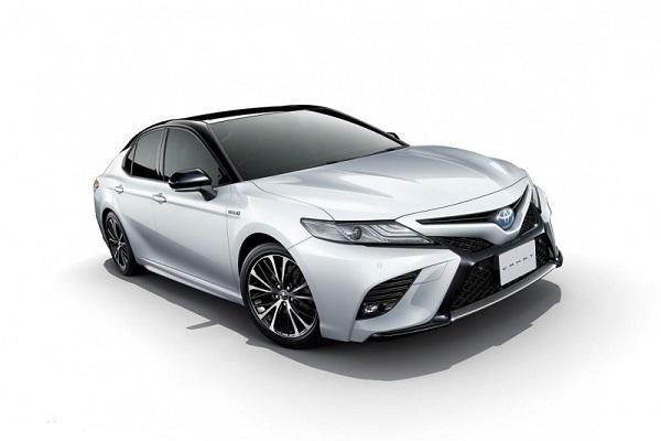加料增戰力,日 Toyota Camry 推新作登場!