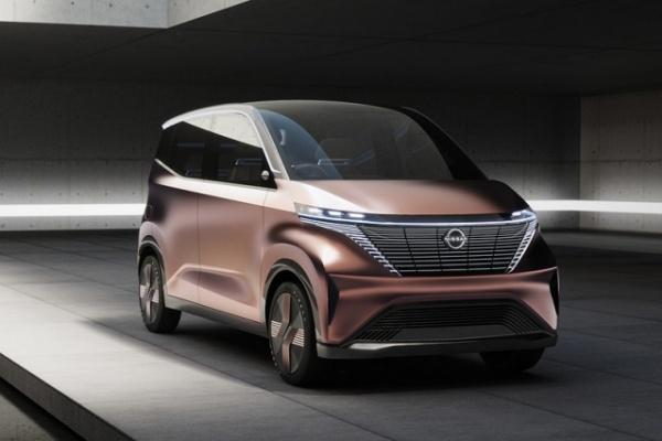 Nissan 東京車展主秀車款搶先亮相,都會輕電動車雛形!