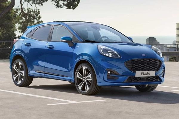 EcoSport 地位恐不保,Ford 新世代小休旅售價出爐!