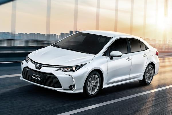 Toyota Altis 何時會標配全速域定速?和泰透露導入時間點