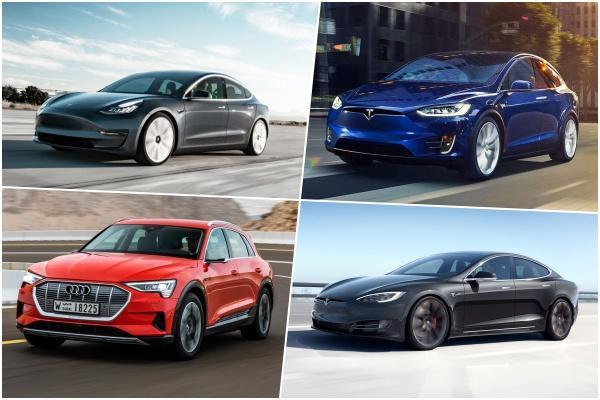 0-96 km/h 加速最快 10 款電動車,第一名僅需 2.4 秒!