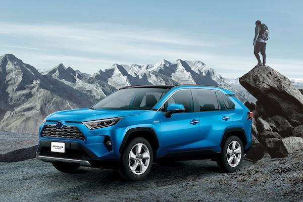 2019 前三季台灣休旅銷售前 10 名 冠亞軍車款已提前出爐!