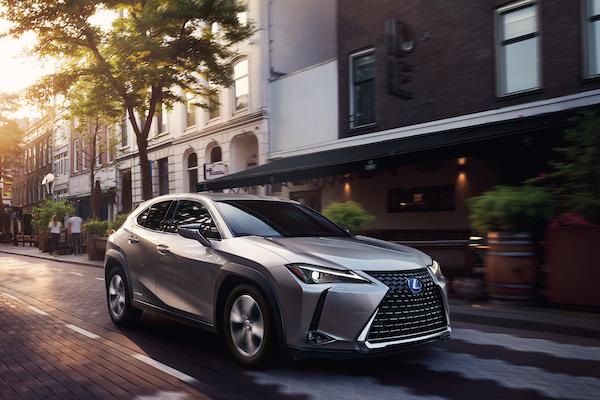 Lexus UX 新年式有全速域定速!調漲金額很佛心