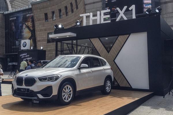 豪華入門休旅新選擇,小改款 BMW X1 台灣正式發表!