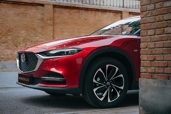 CX-5 的雙胞胎兄弟,Mazda 釋出改款新休旅實車照!