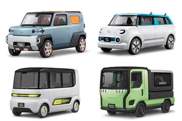 焦點是多功能休旅車!Toyota 集團公布多款新車陣容