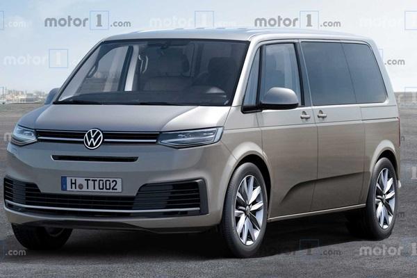 搶攻 MPV 市場,VW 新車首度公開!