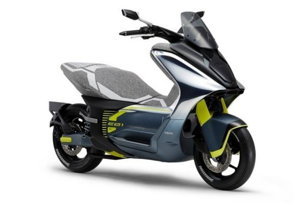 Yamaha 將推 2 款全新電動機車,鎖定都市通勤需求!