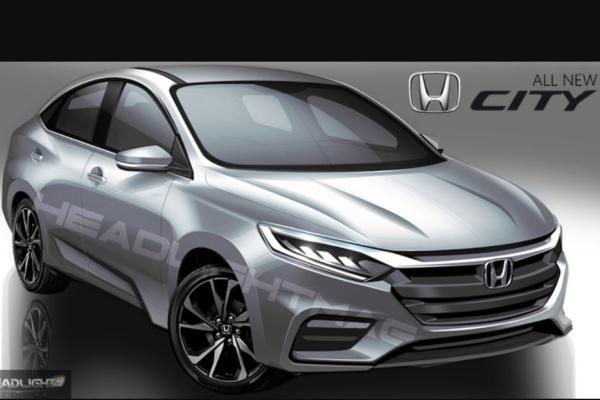 Honda 新一代 City 疑似實車型錄照曝光!預計 11 月正式發表