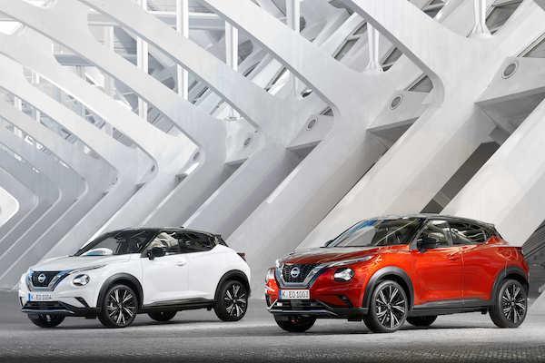 跨界休旅 Nissan Juke 第二代明年上市!外媒先透露試駕心得