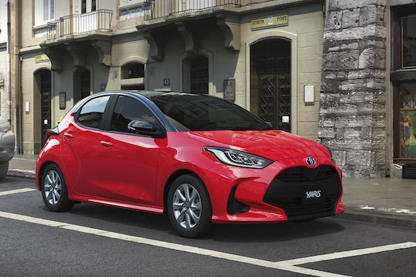 Toyota Yaris 大改款正式亮相!和泰汽車回應導入可能性