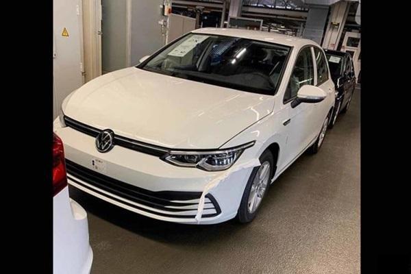 內外觀一覽無遺,VW 大改款第 8 代 Golf 有更多亮點!
