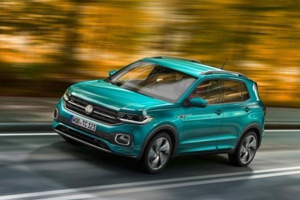 鎖定小型跨界 SUV 為對手!VW 全新小休旅台灣發表細節曝光