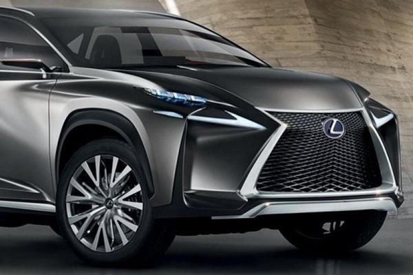 註冊商標露玄機,Lexus 休旅新車名曝光