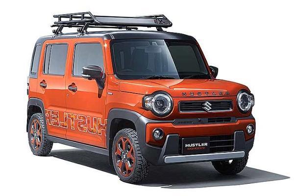 都會版本的 Jimny?日媒爆料 Suzuki 大改款小車 12 月量產!