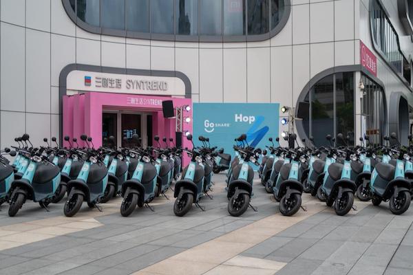 Gogoro 共享機車進軍台北市!有新上市綠牌電動機車可騎