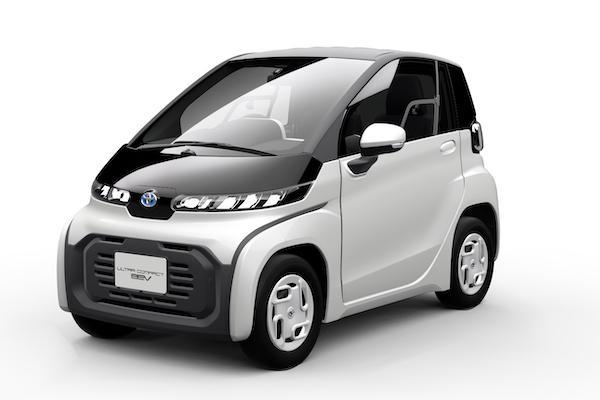 Toyota 純電動車亮相!但用途跟你想的不一樣
