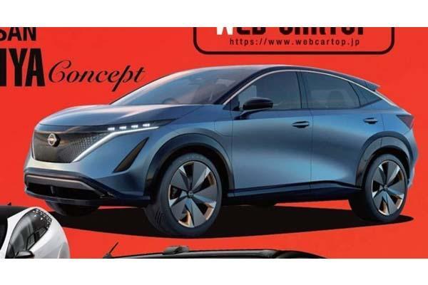 東京車展開幕在即 Nissan中型休旅新作 X-Trail 資訊曝光!