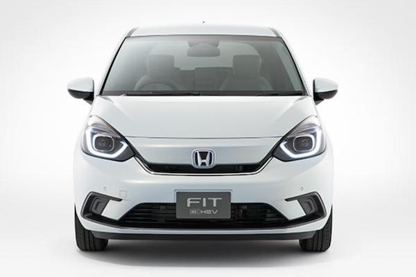 Honda Fit 大改款正式發表!跨界車與 Honda Sensing 都是新焦點