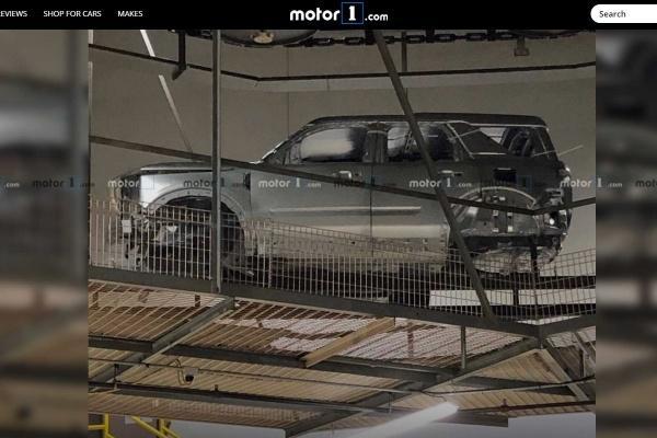 Suzuki Jimny 要小心了!Ford 全新越野 SUV 無偽裝照曝光