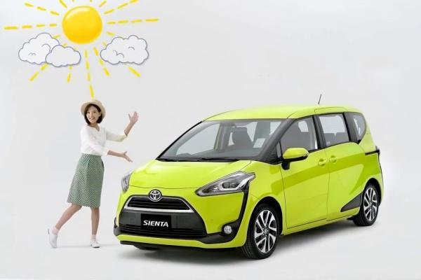 台灣 Sienta 小改款時間出爐!預測車型外觀將比照日規