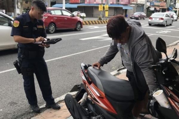 戴安全帽會壓壞髮型? 警方:這些交通違規才能勸導