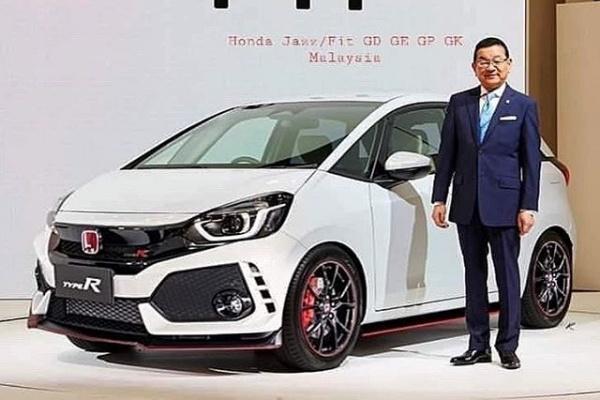日媒釋出新一代 Fit Type R 可能外型,預計最大馬力突破 220 匹!