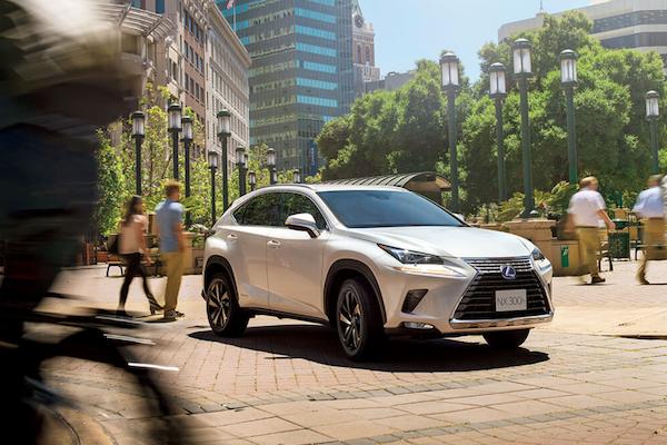 日本 JNCAP 汽車安全測試結果公布,3 款 Lexus 新車都獲高評價肯定!