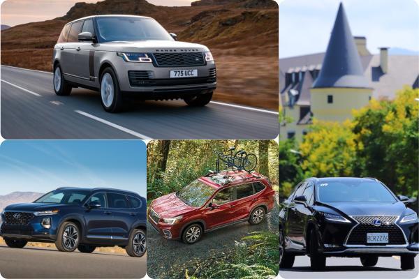 4 款台灣買得到的 SUV,獲選外媒推薦舒適感最佳休旅!