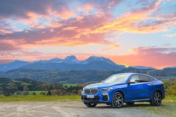 舒適、性能不用擇其一!新一代 BMW X6 德國搶先試駕