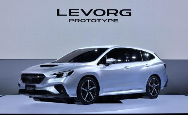 大改款 Levorg 量產上市時間出爐,搭載 1.8 升渦輪動力!
