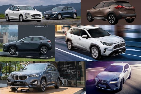 RAV4 賣得比 Altis 還多!台灣 10 月新車銷售排行榜揭曉